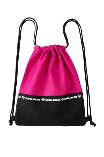 Gym Glamour Športový Vak - Jelly Berry