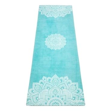 Yoga Design Lab 3.5mm Combo Mat - Mandala Turquoise