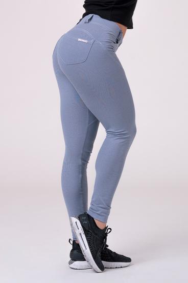 Nebbia Legíny 537 Bubble Butt Squat Dreamy Edition Blue