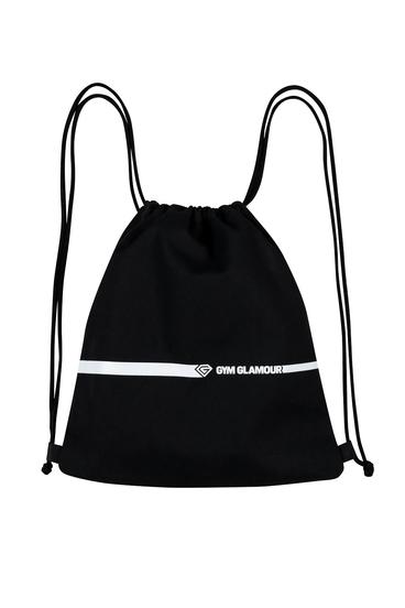 Gym Glamour Športový Vak - Black
