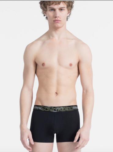 Calvin Klein Boxerky Camo Black
