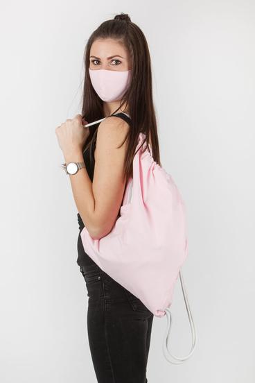 GoldBee Set Maska a Bag - Baby Pink
