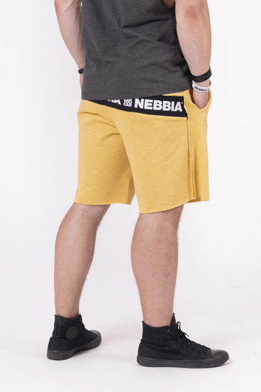 Nebbia Kraťase 150 Be Rebel Žlté