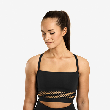 Better Bodies Podprsenka Waverly Mesh Black