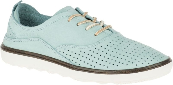obuv merrell J03698 AROUND TOWN LACE AIR blue surf, 4