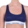 Calvin Klein Podprsenka Unlined Shilo Blue, M - 1/2