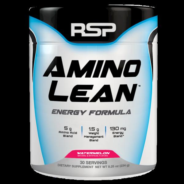 RSP AminoLean Energy Formula - Wastermelon 30 dávek - 1