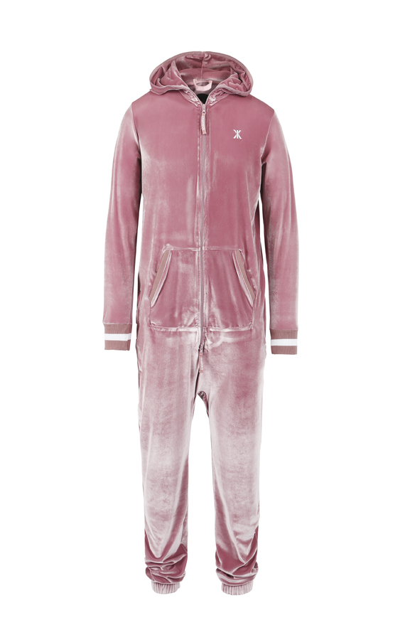 OnePiece Original Velour Faded Pink, M - 1