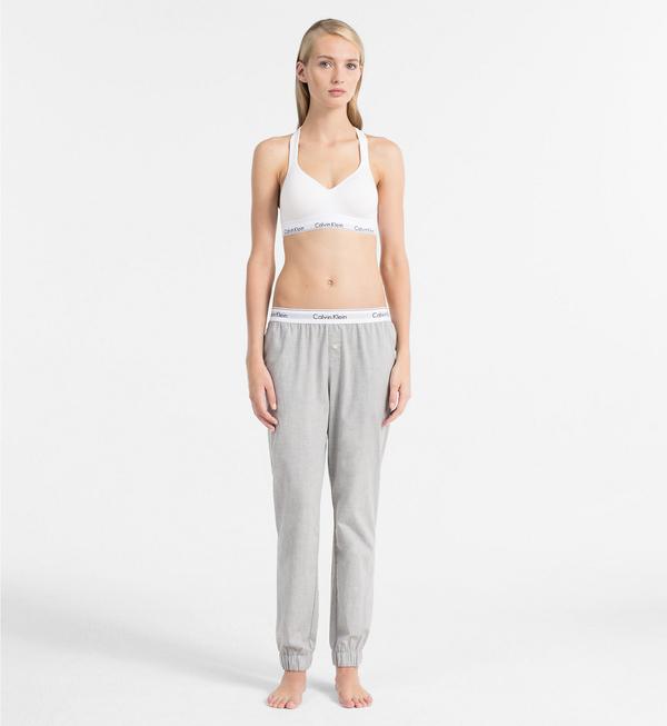 Calvin Klein Sweatpants Sivé, L - 1