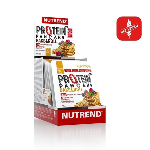 Nutrend Proteínové Palacinky 1 Porcie - 1