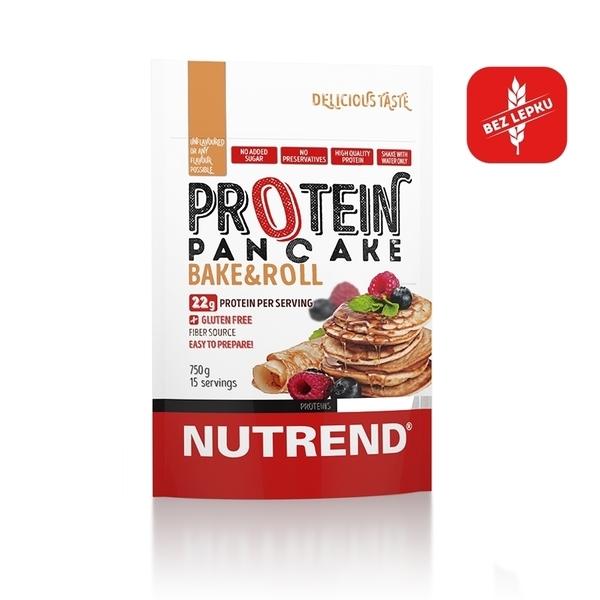 Nutrend Proteínové Palacinky 750g - 1