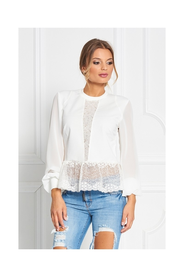 Sugarbird Bloor Shirt White - 1