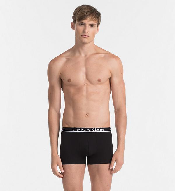 Calvin Klein Boxerky ID Black - 1
