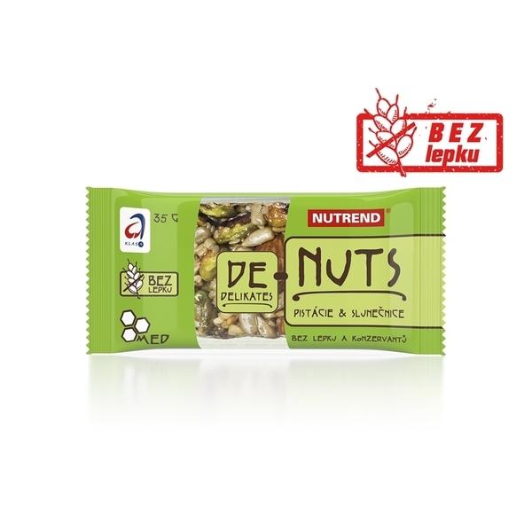 Nutrend DE - Nuts Pistácie A Slnečnica - 1