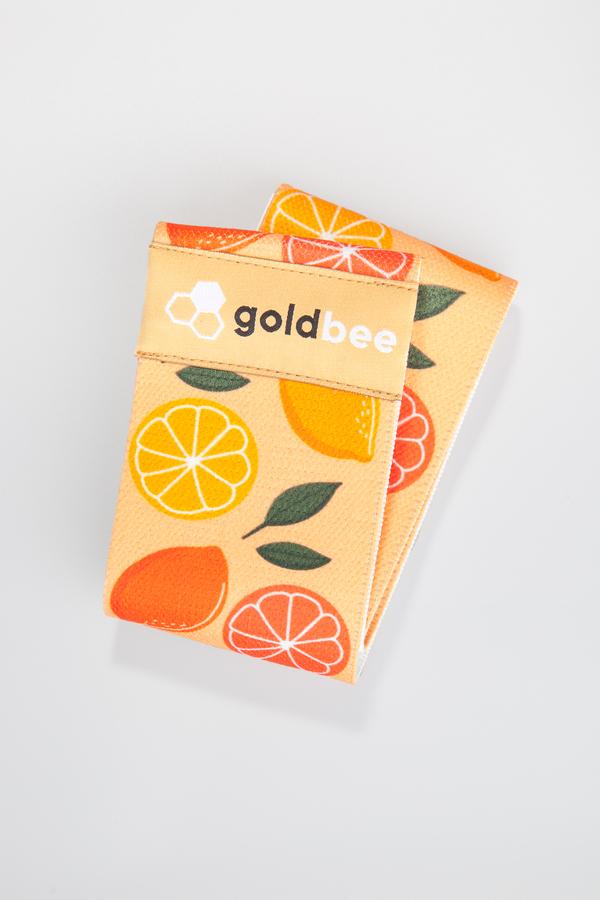 GoldBee BeBooty Orange, S - 1
