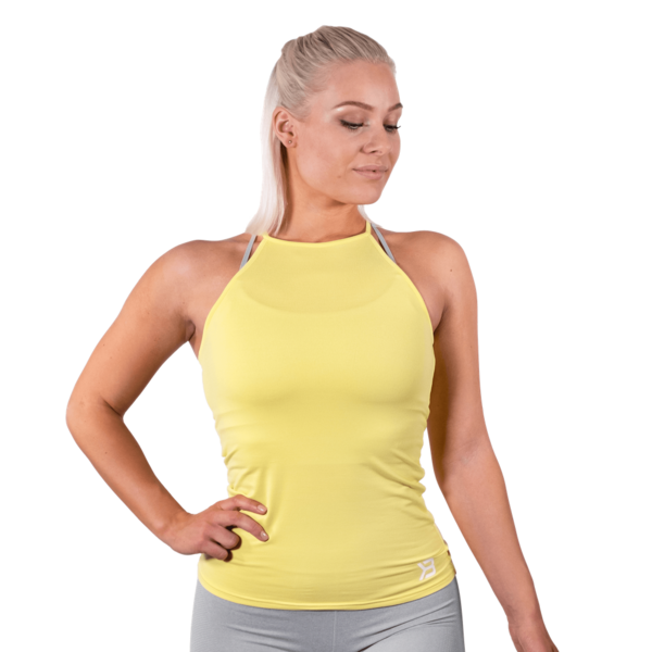 Better Bodies Tielko Performance Lemon Yellow - 1