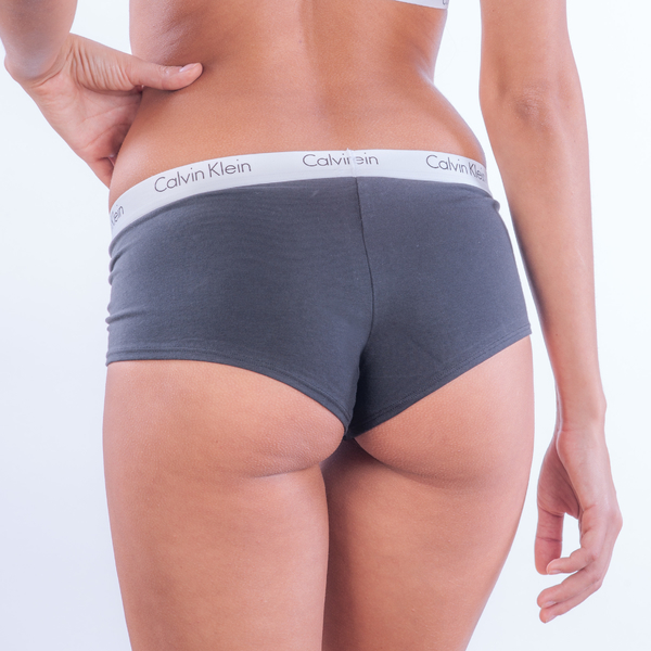 Calvin Klein Woman´s Boy Short Black - 1