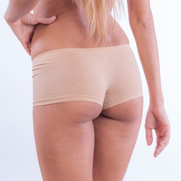 Calvin Klein Shorts Pure Seamless Telové, XS - 1