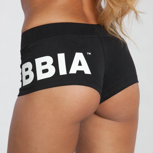 Nebbia Kraťasky 263 Black, S - 1