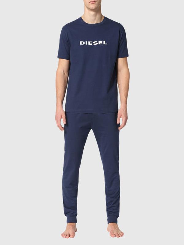 Diesel Pyžamový Set Modrý, S - 1