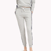 Tommy Hilfiger Cotton Terry Sweatpants Sivé, M - 1/2