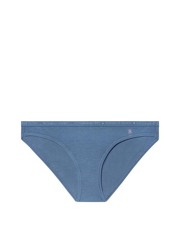 Victoria's Secret Nohavičky Modré Low Rise, S