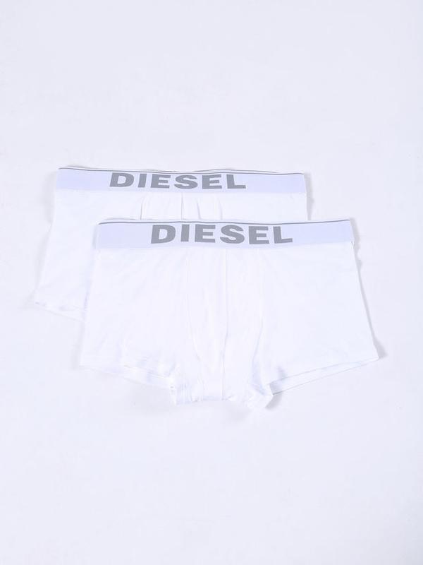 Diesel 2Pack Boxerky Biele, XXL - 1