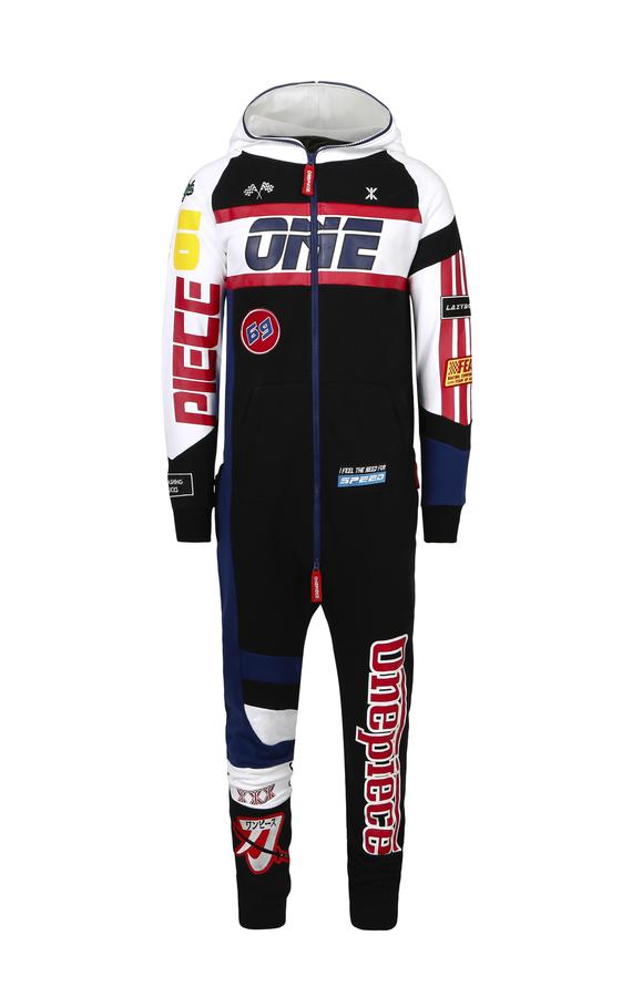 OnePiece Grand Prix Black, M - 1