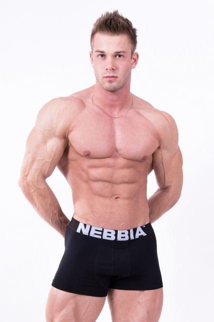 Nebbia Boxerky 101 Čierne - 1