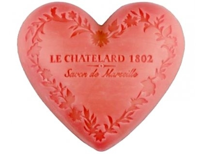 Le Chatelard 1802 Mýdlo Jasmín A Ruža