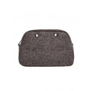 J-Poppy Tělo Small Twill Weave Wool