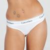 Calvin Klein Thong White, S - 1/2
