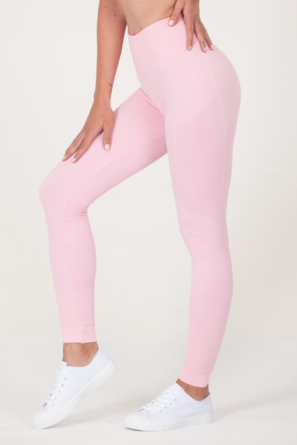 GoldBee Legíny BeSeamless Candy Pink, XS - 1