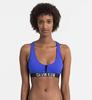 Calvin Klein Plavky Zip Intense Power Modré Vrchní Diel, L - 1/3