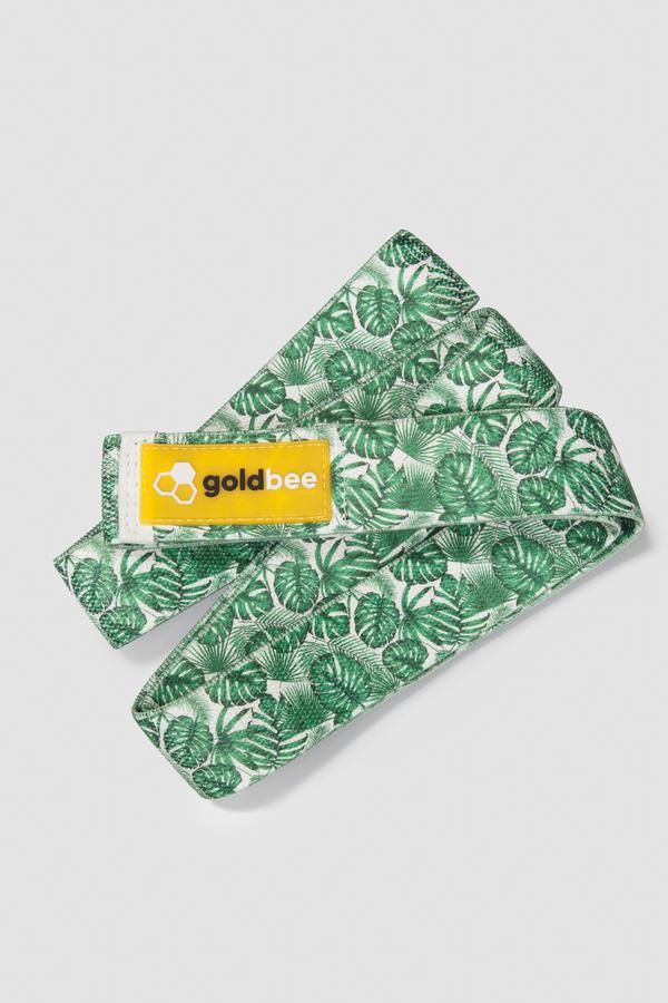 GoldBee Textilná Odporová Guma Dlhá - Jungle, L - 1