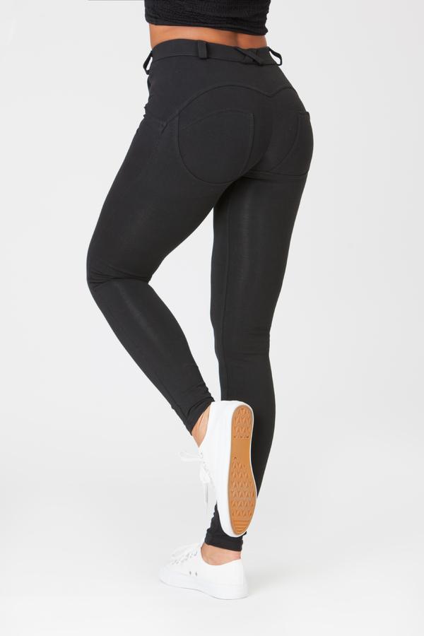 Boost Pants Mid Waist Black, XS - 1