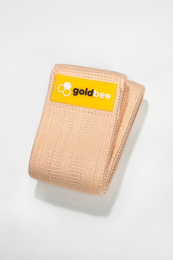 GoldBee Textilná Odporová Guma Marhuľová, M - 1