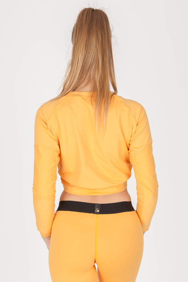 GoldBee Crop-Top BeCool Sweet Apricot, XS - 2