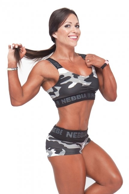 Nebbia Mini Top 206 Camo - 2