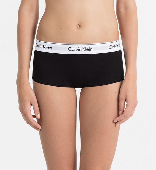 Calvin Klein Shorts Modern Cotton Black  - 2
