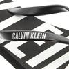 Calvin Klein Žabky Black&White - 2/2