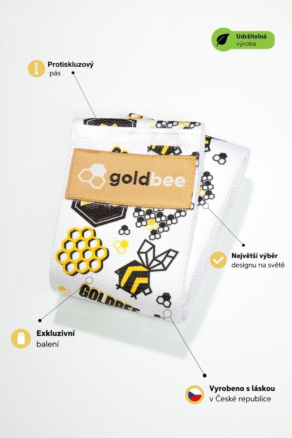 GoldBee BeBooty Logobees, M - 2