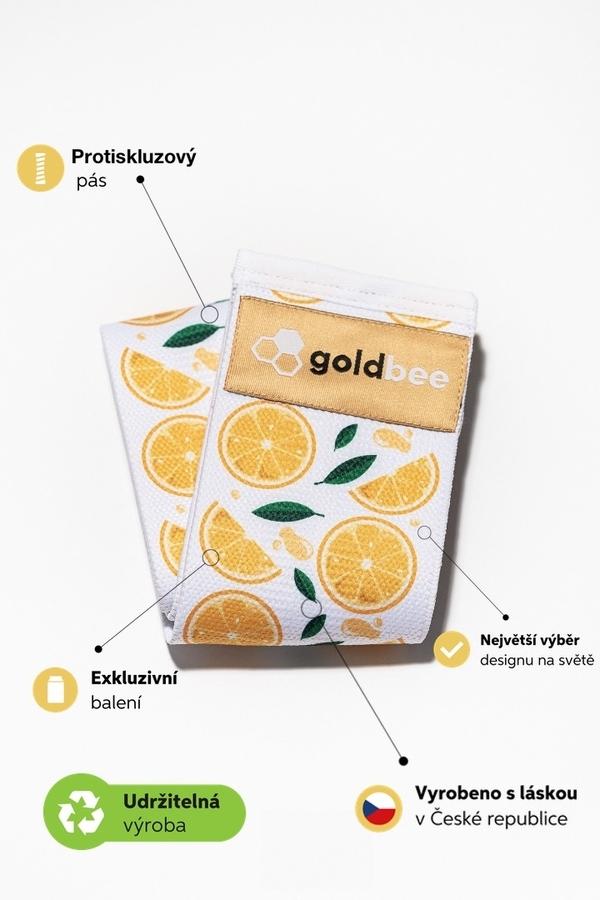 GoldBee BeBooty Citrus, M - 2