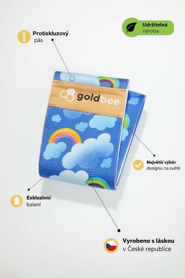 GoldBee BeBooty Colorful Sky, M - 2