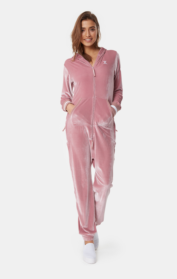 OnePiece Original Velour Faded Pink, M - 2