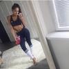 Gym Glamour Legíny Blue Melange & Socks, XS - 2/7