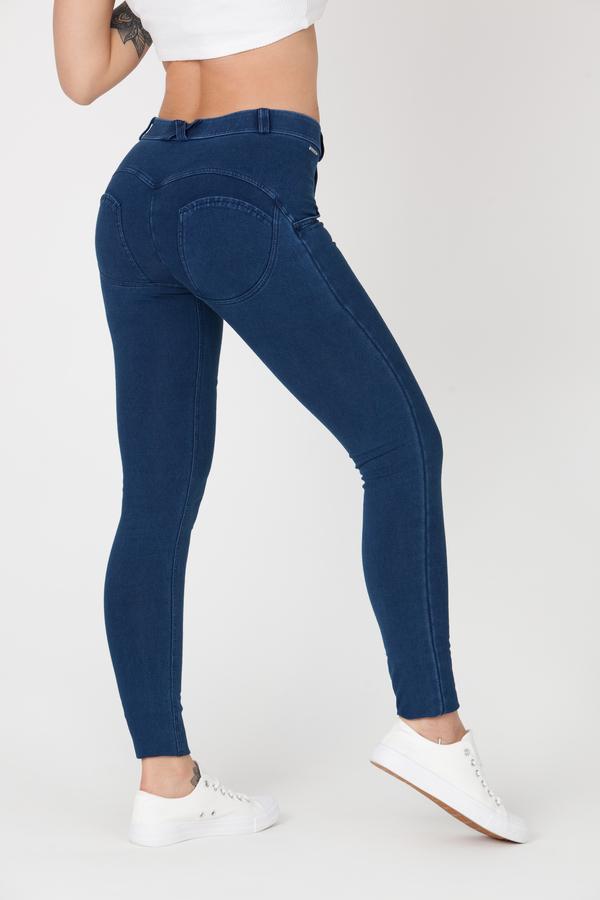 Boost Jeans Mid Waist Dark Blue Predobjednávka, XL - 2