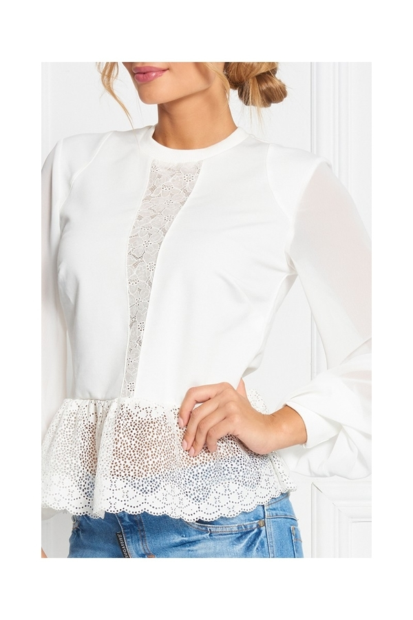 Sugarbird Bloor Shirt White - 2