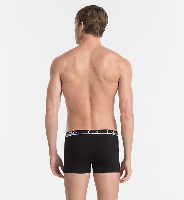 Calvin Klein Boxerky ID Black - 2