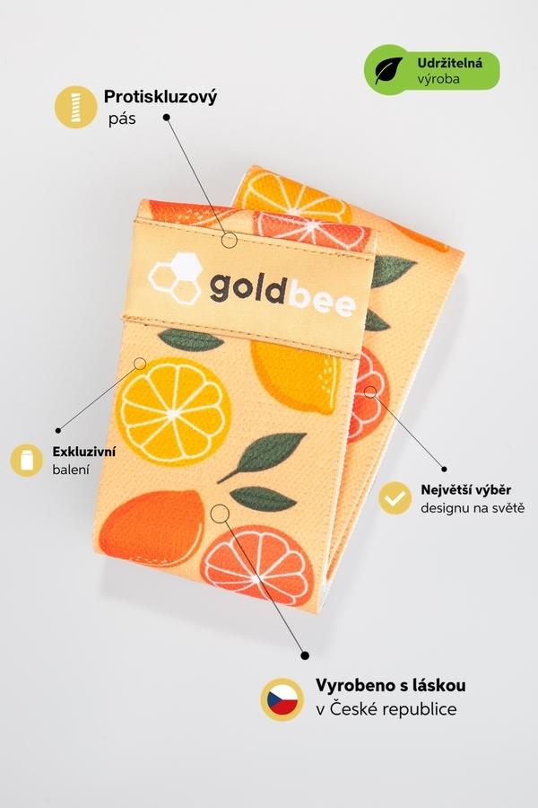 GoldBee BeBooty Orange, S - 2